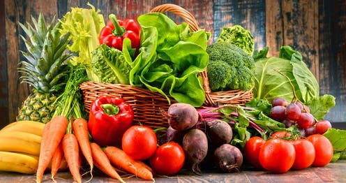 Foods and Nutrition